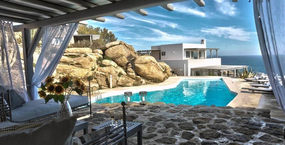 Paradise Estate Mykonos Luxury Villa