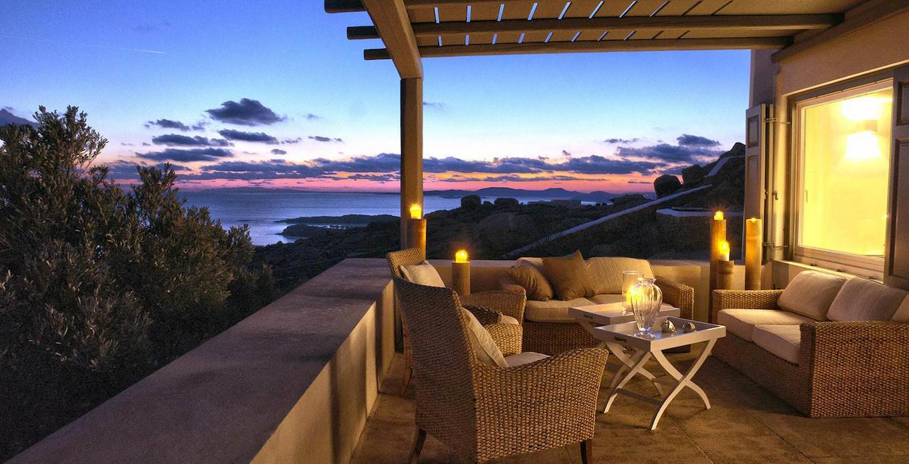 luxury villa veranda mykonos