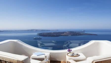 Sea View Luxury Villa Santorini