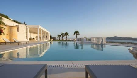 Pool View Luxury Villa Paros