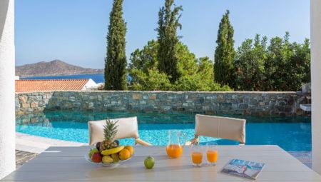 Pool View Luxury Villa Crete