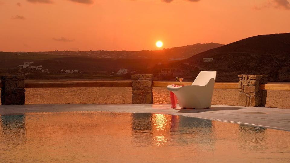 seaview villa mykonos