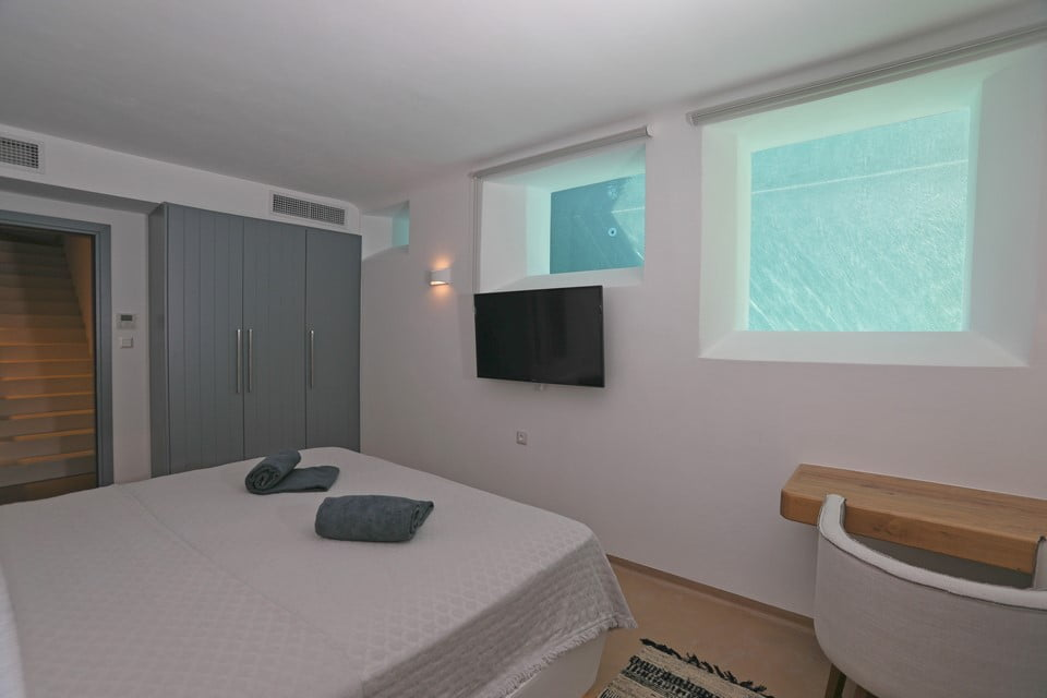 Luxury Villa Kefalonia Bedroom
