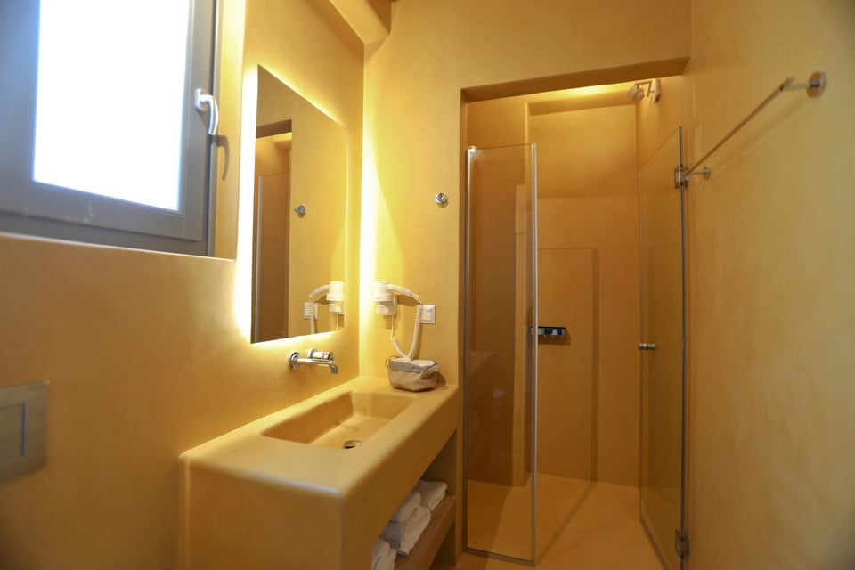 Luxury Villa Kefalonia Bathroom