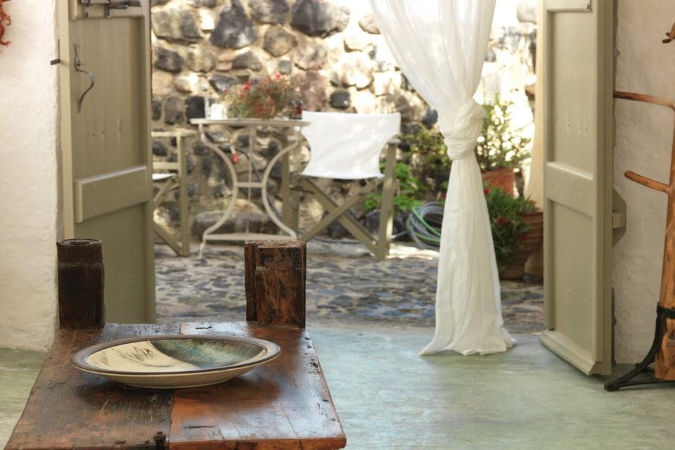 pool view villa Mykonos