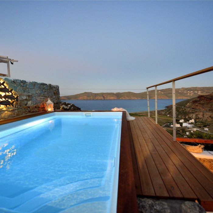 Villa Akoya VI-pool 3-view-beachfront (Αντιγραφή)