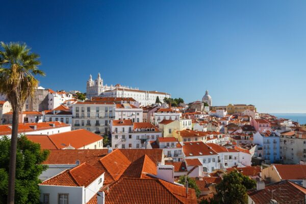 lisbon city in portugal as  a safe place to travel