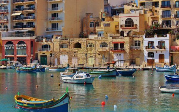 port village in malta