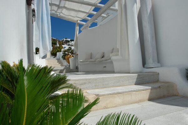 mykonos villa hotel