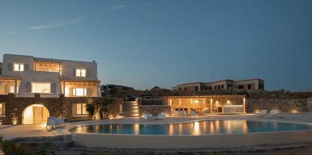 Mykonos Honeymoon Villas