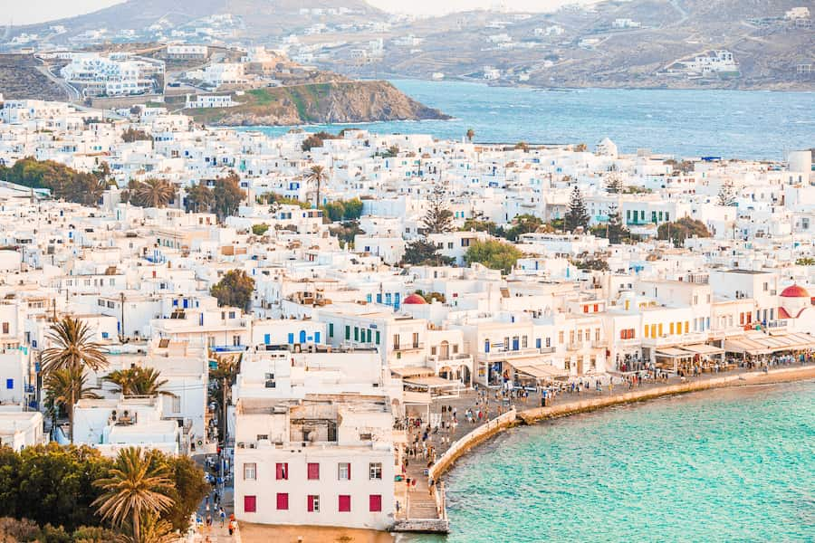 Best Places To Stay In Mykonos​