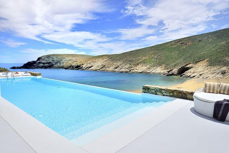 Mykonos Villas On The Beach