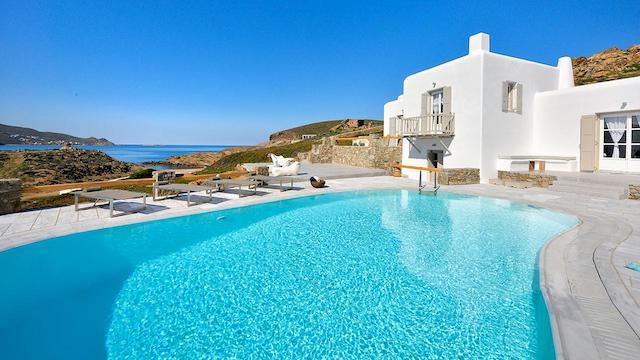 Mykonos Villas with private pool