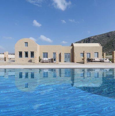 Cellaria Estate in Vlychada of Santorini Island